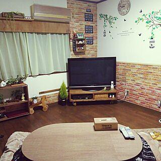 部屋全体/DIY/ニトリ/100円ショップ/IKEA...などのインテリア実例 - 2017-01-25 20:50:05