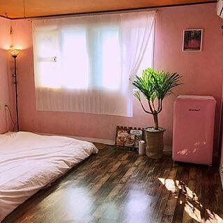 部屋全体/暮らしの一コマ/韓国在住/ピンクの壁/ピンクインテリア...などのインテリア実例 - 2018-02-20 22:29:26