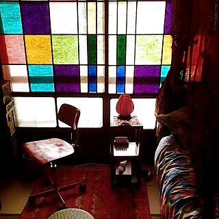 女性39歳の一人暮らし1LDK、さくら色に関するchitosebanaさんの実例写真