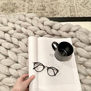 手作り/手作り大好き/メルカリ販売中/ラクマ販売中/chanky knit...などのインテリア実例 - 2019-04-02 01:19:32