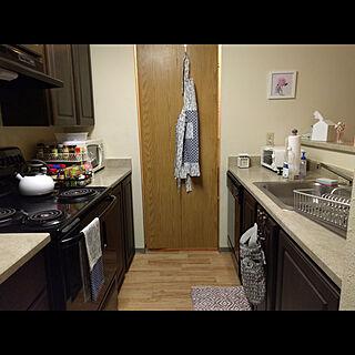 キッチン/キッチンスケール/DULTON/ディッシュラック/スポンジ...などのインテリア実例 - 2017-11-16 11:03:42