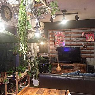 男性42歳の家族暮らし3LDK、ichi976.craftworksに関するichiさんの実例写真