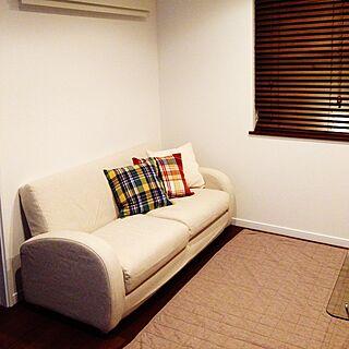 、モモナチュラルのソファに関するさんの実例写真