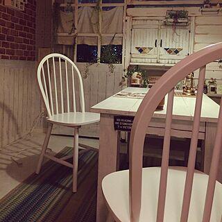 リビング/ネットで買い物/カフェ風インテリア/DIY♡/DIY窓枠...などのインテリア実例 - 2016-09-24 18:20:00