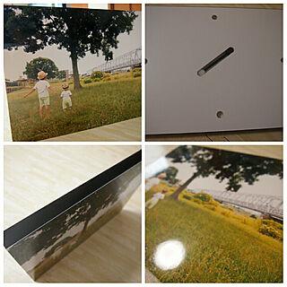 女性家族暮らし3LDK、富士フイルムに関するmeeさんの実例写真