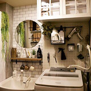 洗濯機ラックの人気の写真(RoomNo.2662189)