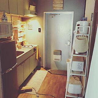 DIY/キッチンの全貌/キッチン/ルームクリア/除菌...などのインテリア実例 - 2020-03-26 18:05:38
