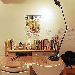 、アクタスの机に関するzzroomさんの実例写真