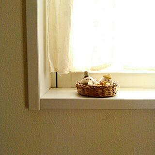 リビング/RCとちぎ苺の会/ほっこり*/ナチュラル/リビングの窓...などのインテリア実例 - 2018-02-11 19:29:17