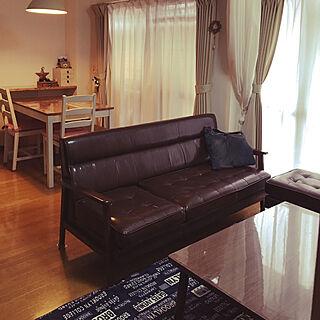 女性43歳の家族暮らし3LDK、Lounge DIYに関するnon.wakaさんの実例写真