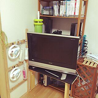棚/ハンドメイド/DIY/いいね♪いつもありがとうございます❤️/100均...などのインテリア実例 - 2016-06-23 21:13:00