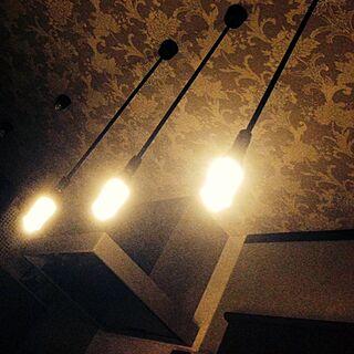 壁/天井/カメラマークが出たので/レンジフード/照明/トライテラスのインテリア実例 - 2013-11-07 00:53:24