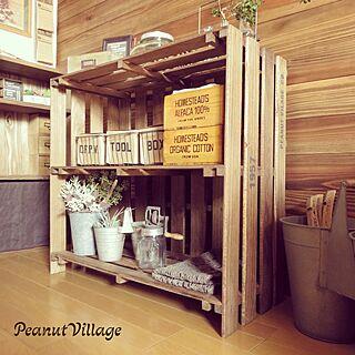 女性家族暮らし3LDK、アメブロ→peanuts-villageに関するPeanutVillageさんの実例写真