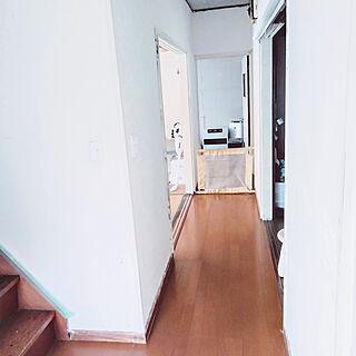 女性25歳の家族暮らし4LDK、家じゃないです♥に関するmidoriiiさんの実例写真