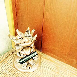 女性家族暮らし、シャチハタに関するYukieさんの実例写真