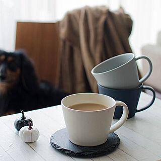 女性38歳の家族暮らし4LDK、コーヒーカップに関するayumi_pabloさんの実例写真