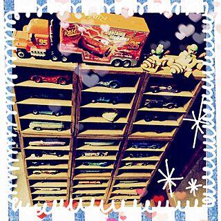 セリアの仕切りBOXの人気の写真(RoomNo.365499)