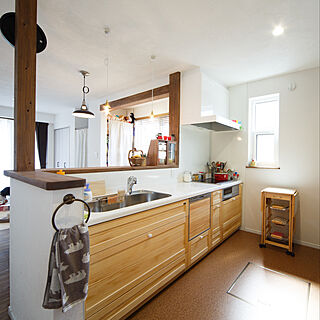 その他の、、の「キッチン」についてのインテリア実例