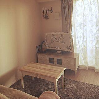 家族暮らし3LDK、マトリカリアさんのリースに関するkozurinさんの実例写真