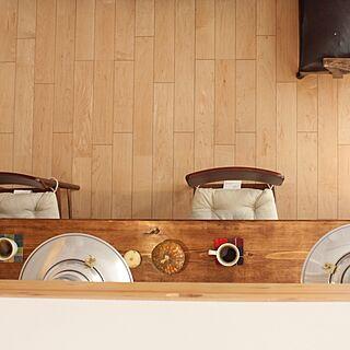 リビング/おうちカフェ/北欧の雑貨/無印良品の家/IKEA...などのインテリア実例 - 2013-11-16 20:53:02
