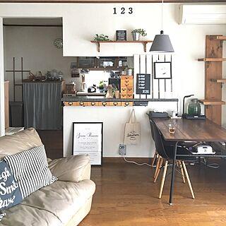 IKEAシェードの人気の写真(RoomNo.2721312)