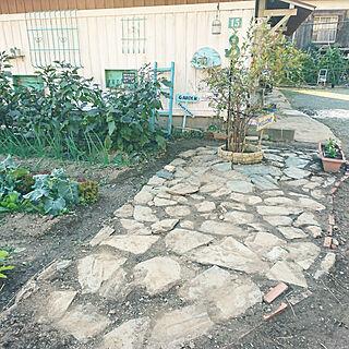 女性家族暮らし、ガーデン小屋に関するkoppeさんの実例写真