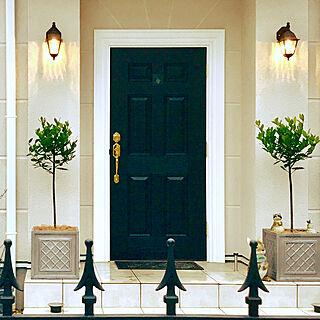 ガーデン/ロンドン/輸入住宅/玄関ドア/イギリス...などのインテリア実例 - 2020-02-23 10:21:06