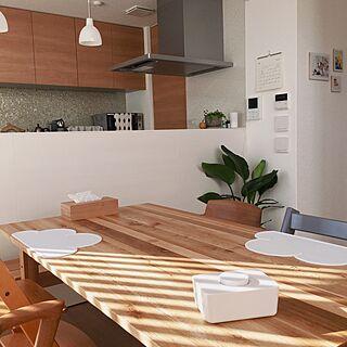 無垢材テーブルの人気の写真(RoomNo.2512799)