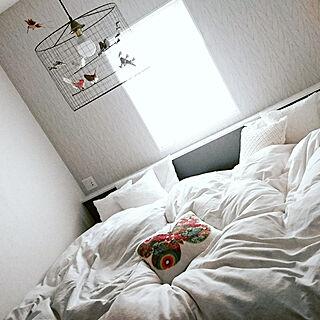 女性40歳の家族暮らし2LDK、ブルックリンスタイルに関するmaison.de.brocanteさんの実例写真