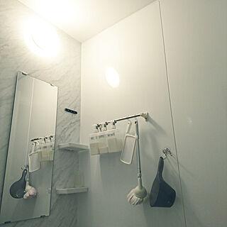 女性24歳の家族暮らし、S字フック 風呂椅子に関するsoramameさんの実例写真