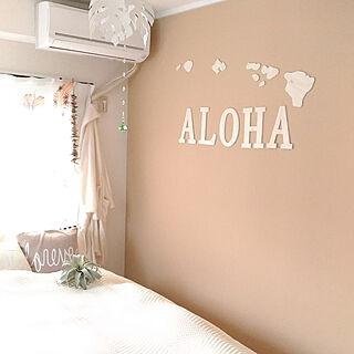ハワイアンインテリアの人気の写真(RoomNo.3190219)