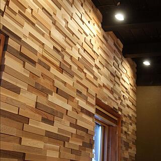 、その他の「壁/天井」についてのインテリア実例
