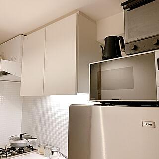 BALMUDA/amadana/ハイアール/IKEA/一人暮らし...などのインテリア実例 - 2020-07-26 22:56:00