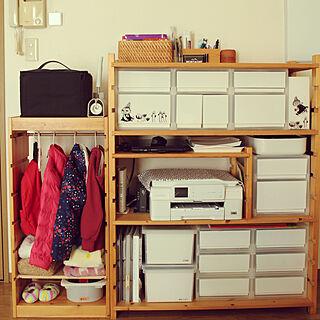 女性家族暮らし2LDK、楽しく暮らすに関するtamakiさんの実例写真