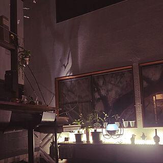 ユアサプライムス・モニター/LEDテープライト/haruru/モレシャンズ倶楽部/スクラッチアート...などのインテリア実例 - 2019-03-09 00:32:15