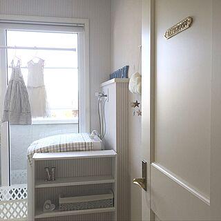 女性家族暮らし、残るはバス/トイレに関するchibimuさんの実例写真