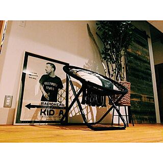 棚/創作ドア/インダストリアル/無垢材の床/リノベーション...などのインテリア実例 - 2018-05-04 01:47:04