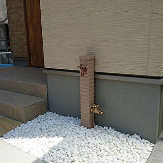 玄関/入り口/散水栓のインテリア実例 - 2016-08-04 12:08:01