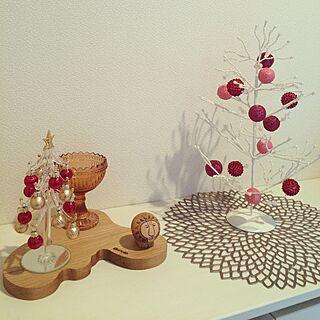 玄関/入り口/リサラーソンライオン/イッタラマリボウル/クリスマスツリー/北欧...などのインテリア実例 - 2015-12-22 10:07:02