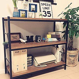 棚/IKEA/男前インテリア目指して/hal36さん♡/カメラ型鉛筆削り...などのインテリア実例 - 2015-04-07 23:59:55