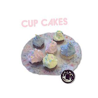 cupcake/cake /ケーキ/パステルカラー/titimoo...などのインテリア実例 - 2016-01-22 08:09:41