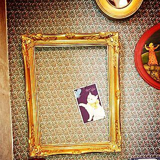 女性家族暮らし、絵はがきに関するmaamaさんの実例写真