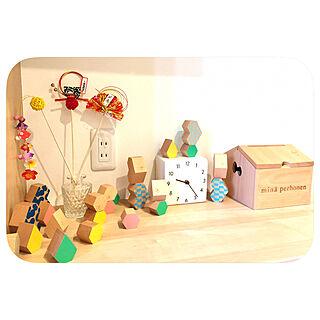 棚/お正月/Pana Home/お正月飾り/こどもと暮らす。...などのインテリア実例 - 2017-12-27 10:05:32