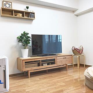 リビング/無印良品/壁に付けられる家具/すっきり暮らしたい/こどもと暮らす。...などのインテリア実例 - 2019-01-25 00:15:55