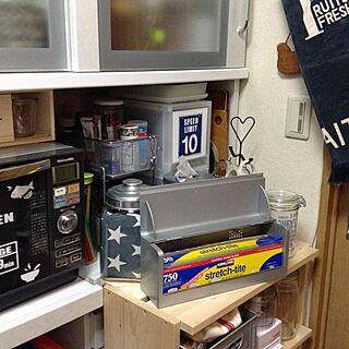 キッチン/エプロン/WECKの瓶/ロハスフェスタ/戦利品♪...などのインテリア実例 - 2015-10-26 00:17:29