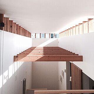 女性の、、家族住まいの「壁/天井」についてのインテリア実例