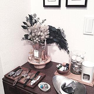 女性家族暮らし1LDK、香水に関するchapiさんの実例写真