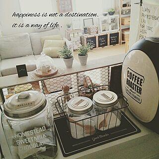 女性家族暮らし3LDK、Homesteadに関するyurikoさんの実例写真