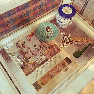 、アンティーク灰皿に関するnuiさんの実例写真
