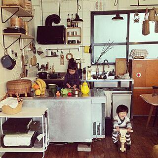 女性37歳の家族暮らし、業務用冷蔵庫に関するmmhmm5638さんの実例写真